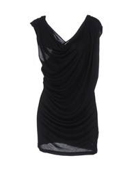Guess By Marciano Tops Black