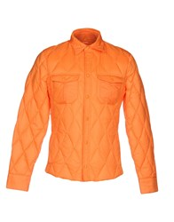 Bpd Be Proud Of This Dress Down Jackets Orange