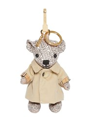 Burberry Thomas Bear Charm In Trench Coat Neutrals