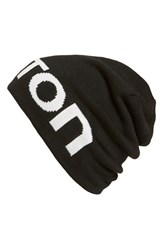 Men's Burton 'Billboard' Reversible Logo Beanie