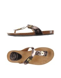 Scholl Footwear Thong Sandals Women