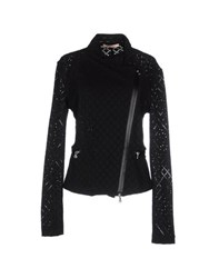 Capobianco Coats And Jackets Jackets Women Black