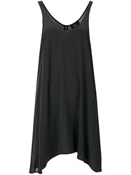 Lost And Found Ria Dunn Oversized Tank Top Black