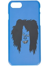 Haculla Too Ugly Iphone 7 8 Case Blue