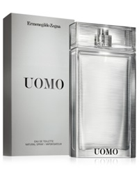 Zegna Uomo Eau De Toilette Spray 3.4 Oz No Color