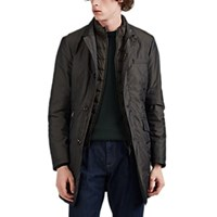Moorer Shinjuku 3 In 1 Down Coat Dark Green