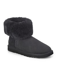 Ugg Boots Bailey Button Black