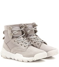 Nike Sfb 6 Suede Boots Grey