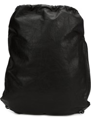 Alexander Wang 'Wallie' Gym Sack Black
