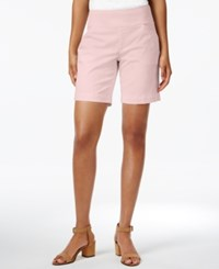 Jag Ainsley Twill Pull On Shorts Conch Shell