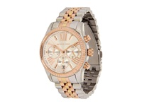 Michael Kors Mk5735 Sport Lexington Chronograph Tri Tone Watches Gold