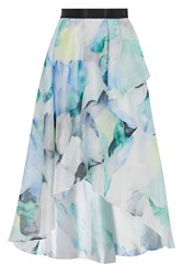 Coast Mace Print Skirt Multi Coloured Multi Coloured