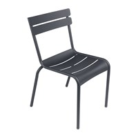 Fermob Luxembourg Garden Chair Anthracite