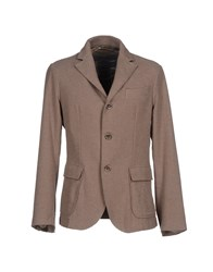 Roy Rogers Roy Roger's Suits And Jackets Blazers Men Khaki