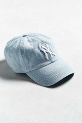 47 Brand '47 New York Yankees Denim Baseball Hat Indigo