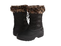 Tundra Boots Dot Black Cheetah Women's Cold Weather Boots
