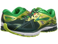 Brooks Ravenna 6 June Bug Fern Green Lime Punch Men's Running Shoes Blue