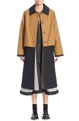 Women's Isa Arfen Two Layer Trench Coach