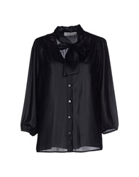 Scrupoli Shirts Black