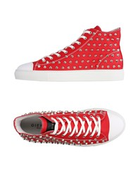Gienchi Sneakers Red
