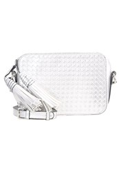 Wallis Across Body Bag Silver