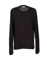 Nudie Jeans Co Knitwear Jumpers Men Dark Brown