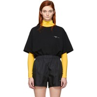 Off White Black And Multicolor Arrows T Shirt