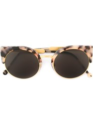 Retrosuperfuture 'Ilaria Puma' Sunglasses Grey