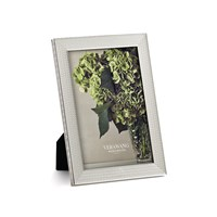 Vera Wang Wedgwood With Love Silver Photo Frame 4X6