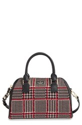 Kate Spade New York Prospect Place Small Pippa Houndstooth Crossbody Satchel