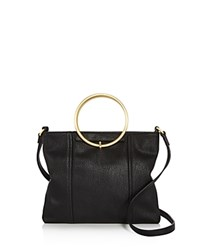 Foley Corinna And Ma Cherie Tyler Crossbody Black Gold