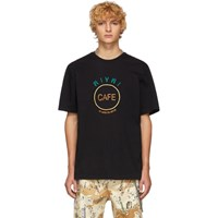 Vetements Black 'Miami Save The Planet' T Shirt