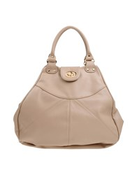 Silvian Heach Bags Handbags Women Skin Color