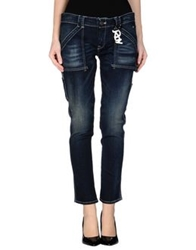 Roy Rogers Roy Roger's Choice Denim Pants Blue
