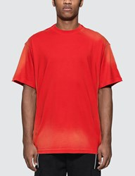 Martine Rose Double T Shirt Red