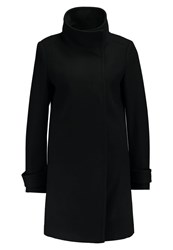 United Colors Of Benetton Classic Coat Black