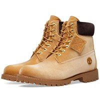Off White X Timberland Boot Neutrals