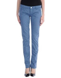 Re Hash Casual Pants Pastel Blue