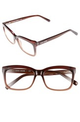 Bobbi Brown Women's The Brooklyn 53Mm Reading Glasses Brown