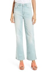 Free People Women's High Rise Flare Leg Jeans