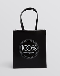 Bloomingdale's Exclusive Tote Little 100