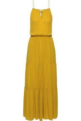 Tart Collections Woman Johanna Woven Maxi Dress Yellow