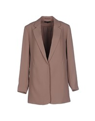 Selected Femme Suits And Jackets Blazers Women Dove Grey