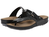Romika Fidschi 34 Black Calf Women's Sandals