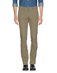 Aspesi Casual Pants Green