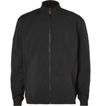 Arcteryx Veilance Arc'teryx Nemis Water Resistant Stretch Shell Bomber Jacket Black