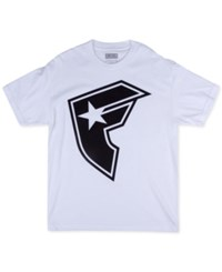 Famous Stars And Straps Famous Stars And Straps Men's Graphic Print T Shirt White