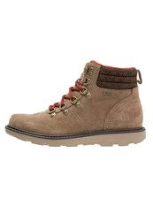 Rockport Boat Builders Laceup Boots New Vicuna Brown