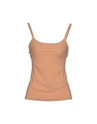D And G Underwear Sleeveless Undershirts Sand