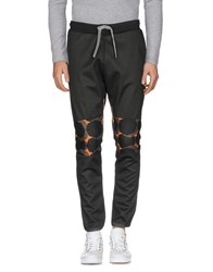 Amaranto Trousers Casual Trousers